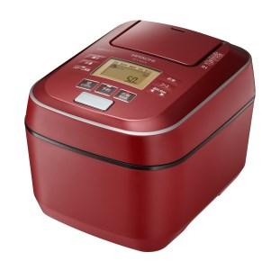 日立市ふるさと納税 【圧力スチームIH】炊飯器(5.5合用)RZ-V100CM(R)