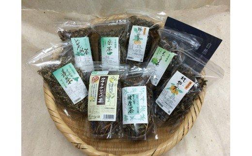 D-194 とくぢ健康茶生薬茶セット