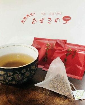 【ふるさと納税】【A-3】京都府「現代の名工」受賞 あずきの里謹製 プレミアム あずき茶