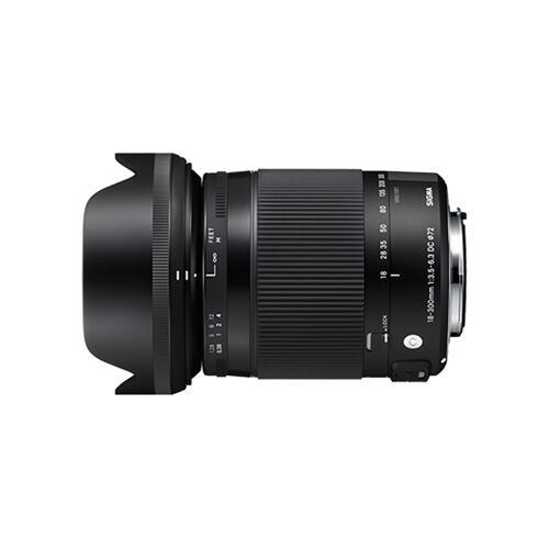 SIGMA 18-300mm F3.5-6.3 DC MARO OS HSM | Contemporary