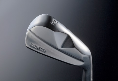 1103.HAYABUSA Iron&ウェッジ(5番相当26度~PW相当46度、AW50度、SW56度のMODUS8本セット)ゴルフクラブ