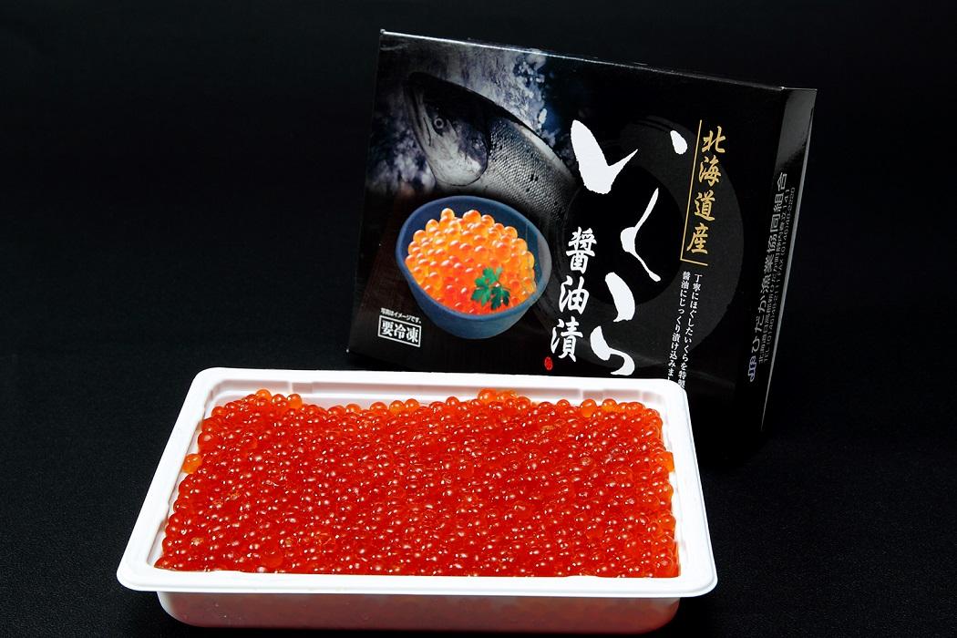 18 北海道産 いくら醤油漬(500g) 22,000円