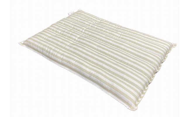 ダウンピロープラス 羽毛枕(定番サイズ 43cm×63cm)