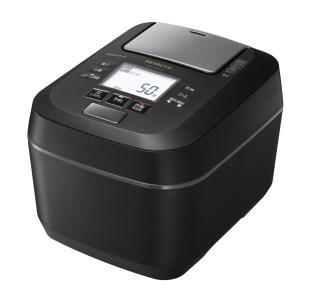 日立市ふるさと納税 【圧力スチームIH】炊飯器(5.5合用)RZ-W100CM(K)