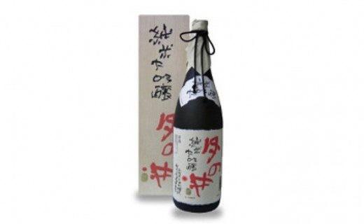 BJ008_月の井 片岡鶴太郎ラベルシリーズ 純米大吟醸「書」1.8L