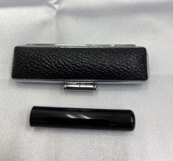 E1919 黒水牛印鑑