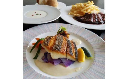 BQ07:『レスプリ・ド・グリシーヌ』のお食事券【5】
