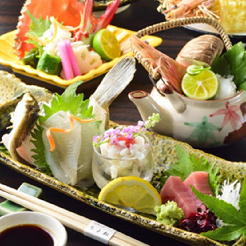 100F001 日本料理コースペアチケット