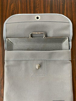 121-1257-05 「金属加工のプロがつくるBBQ用鉄板専用ケース1個(グレー)&鉄板セット」