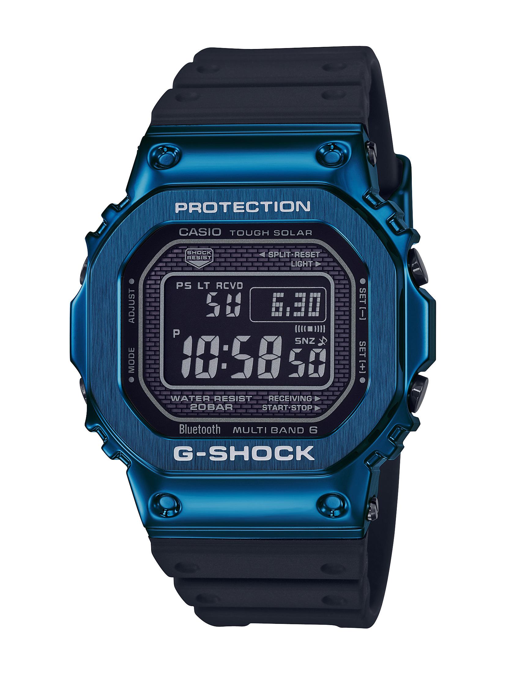 CASIO腕時計 G-SHOCK GMW-B5000G-2JF C-0101