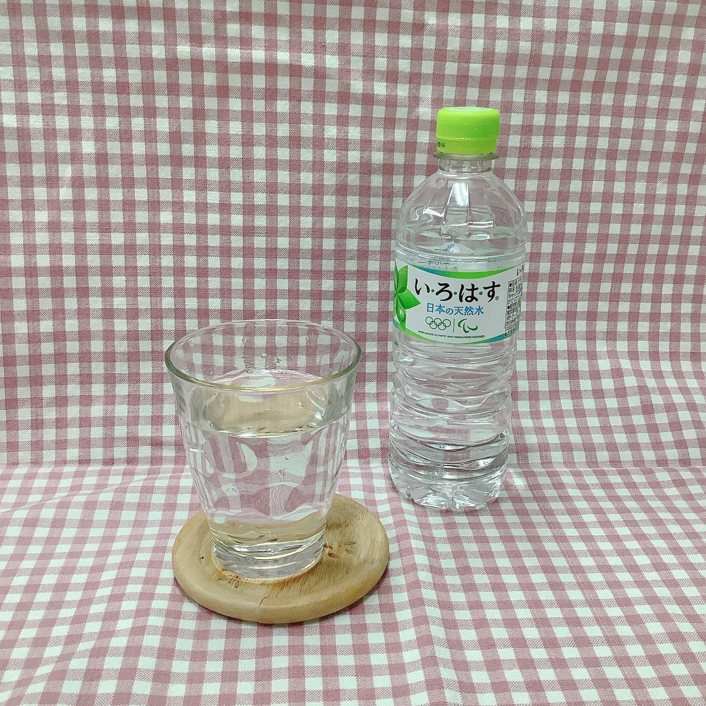 コカ・コーラ い・ろ・は・す天然水