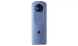 32-0004 RICOH リコー 360度 カメラ THETA SC2 ブルー
