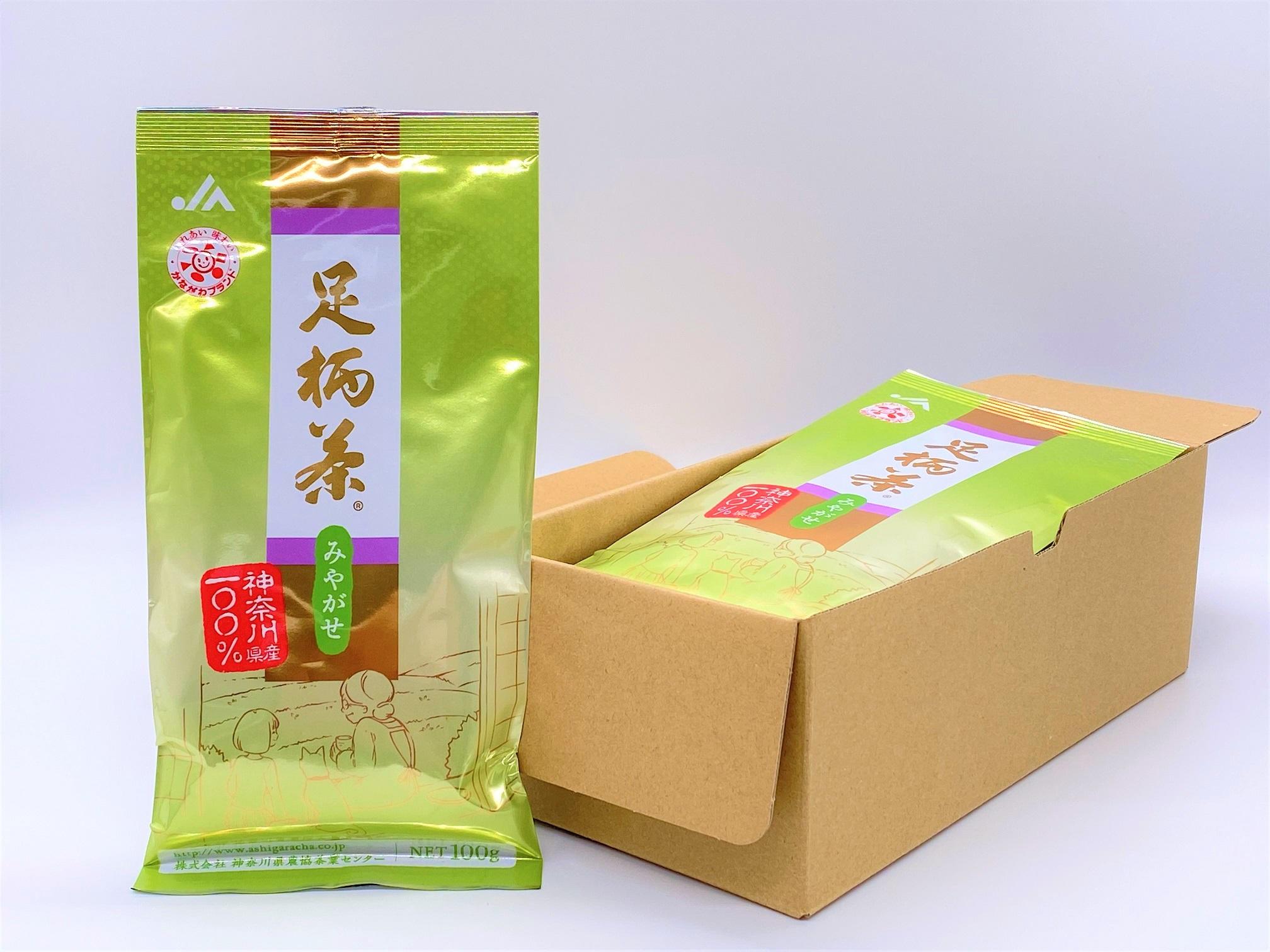 【足柄茶】みやがせ500g(100g×5本)