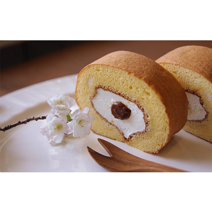 O-6 キャラメルロールケーキ