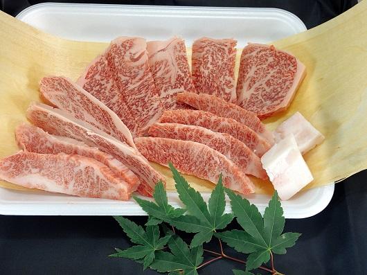 伊賀牛焼肉 バラ・ロース 600g