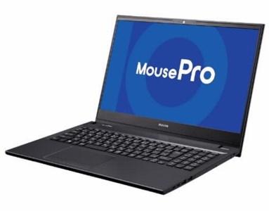 [M]「made in 飯山」マウスコンピューター 15.6型ノートPC「MousePro-NB510C2-IIYAMA」