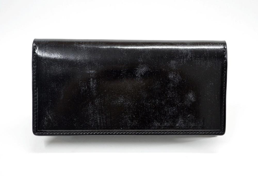 31-136-001.ブライドルレザー 長財布(黒)