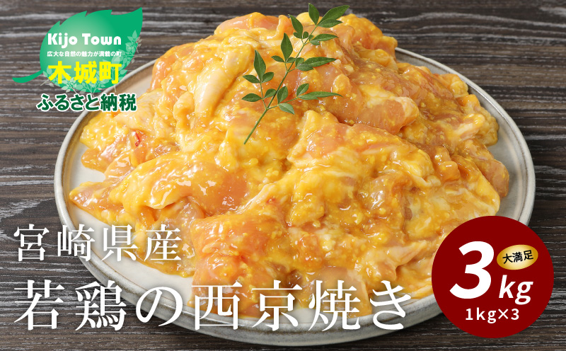 K16_0061 宮崎県産若鶏の西京焼き