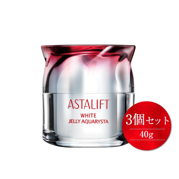 5-0073 富士フイルム社製 ASTALIFT アスタリフト ホワイトジェリー アクアリスタ 40g 3個セット