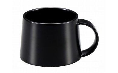 輪島塗 コーヒーカップ(大、黒)