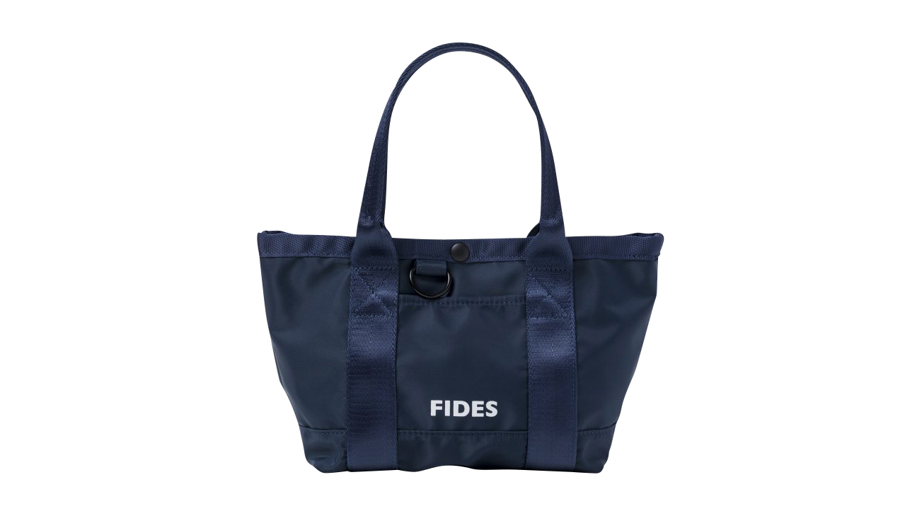 DM023_MINI TOTE BAG(NAVY)