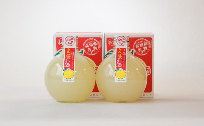 高知酒造 うき玉文旦のお酒(2本セット)