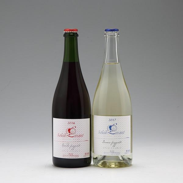 月山ワイン ソレイユ・ルバン微発泡(2本セット)
