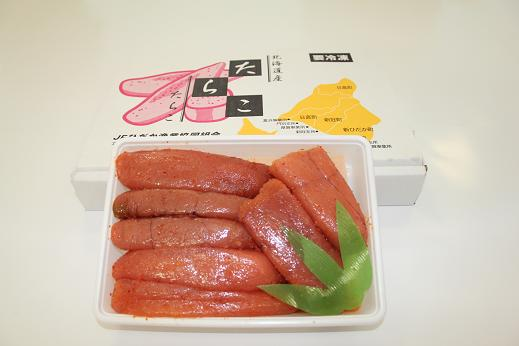 55 北海道産明太子 15,000円