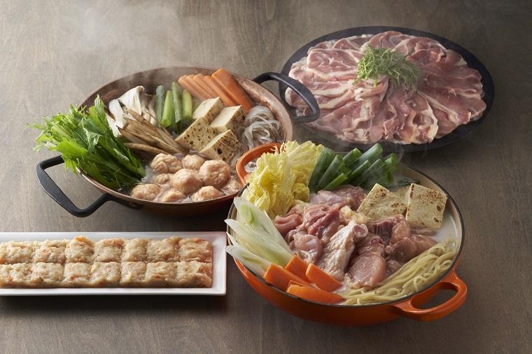 EV009_みつせ鶏九州味くらべ鍋セット