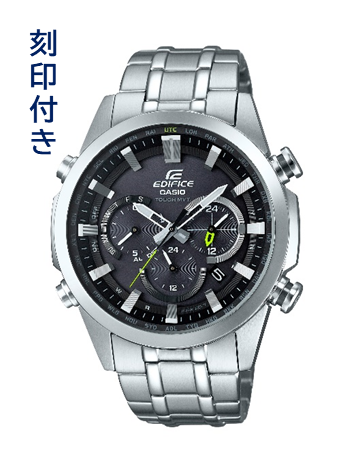 CASIO腕時計 EDIFICE EQW-T630JD-1AJF ≪刻印付き≫ C-0132