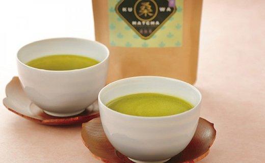【CF】諸木の桑抹茶2袋(身体にやさしいオーガニック)