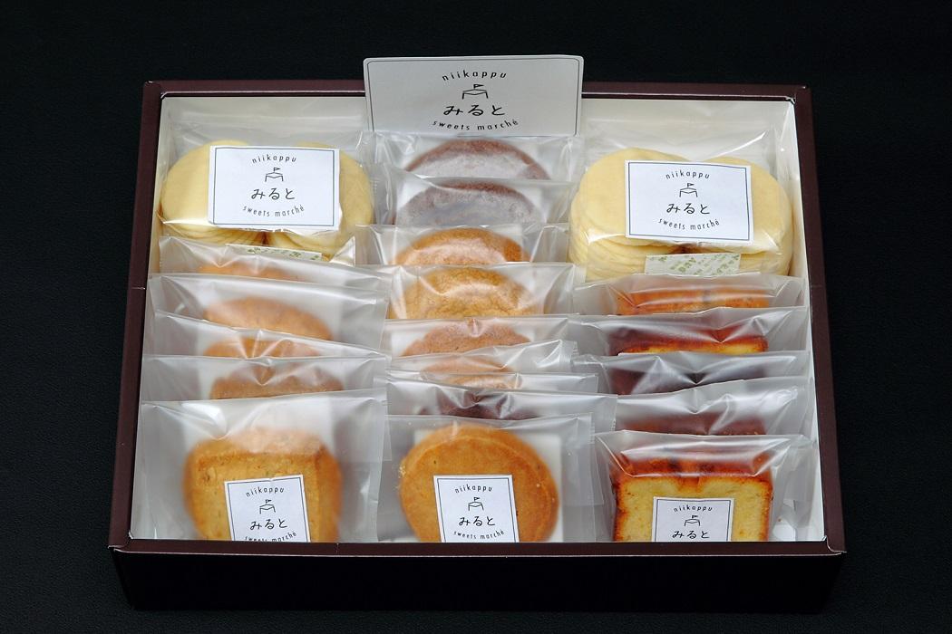 03 手作り焼き菓子詰め合わせ(18種類21袋入) 10,000円