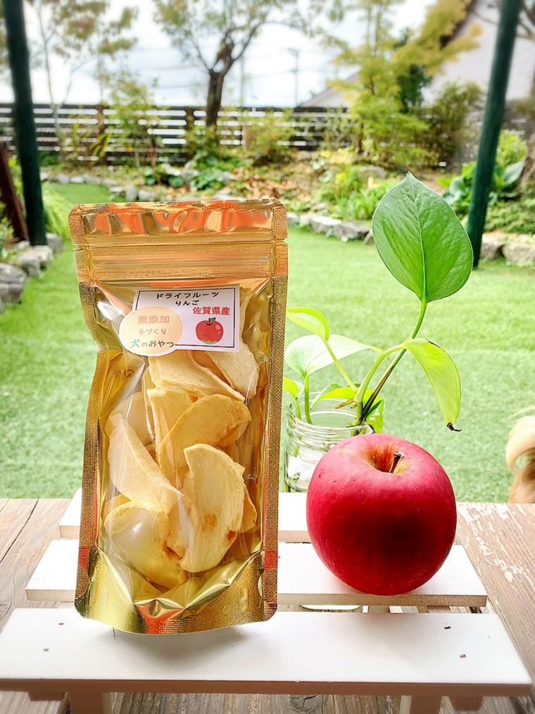 FB011 _犬の無添加おやつ☆お砂糖不使用ドライフルーツ☆旬の果物6袋【定期便】全12回