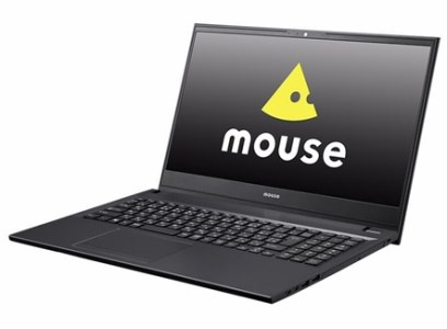 [N]「made in 飯山」マウスコンピューター 15.6型ノートPC「mouse F5-celeron-IIYAMA」