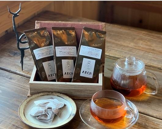 焼き菓子ギフトボックスL【コーヒー&紅茶セット】