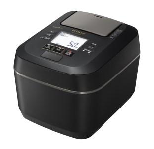 L-8 【圧力スチームIH】炊飯器(5.5合用) RZ-W100DM(K)