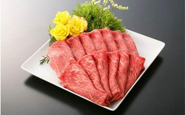 【大府市特産】A5黒毛和牛『下村牛』 特選すきしゃぶ(カタ・モモ・バラ肉などの中から最高の部位をご提供)1kg
