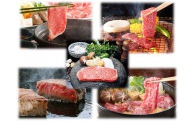 伊勢神宮外宮奉納『飛騨牛』贅沢食べ比べセットA 定期分 ※5回に分けてのお届けとなります