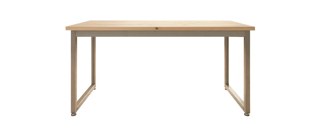 <M8 フローリングテーブル(W180)>