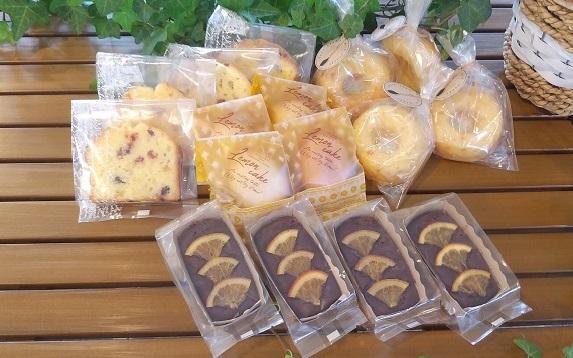岩瀬牧場 焼き菓子の詰め合わせ