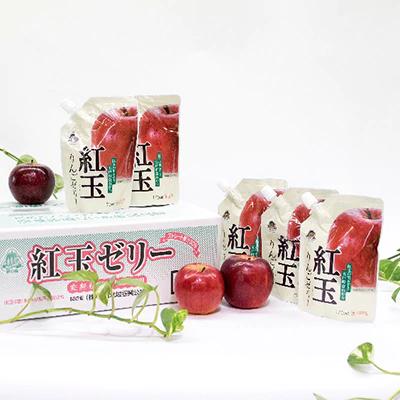紅玉りんごゼリー170ml×20個