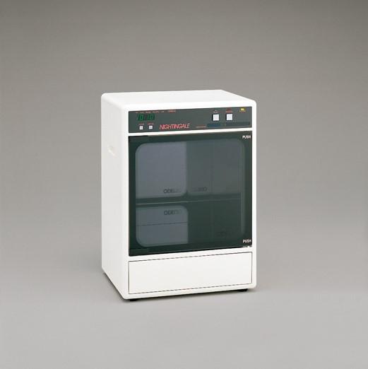 オーデリック 家庭用衛生保管庫(時計・温度計付) OA127011 O-0213