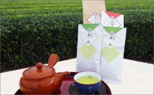 福喜農園 京丹後茶味わい福セット