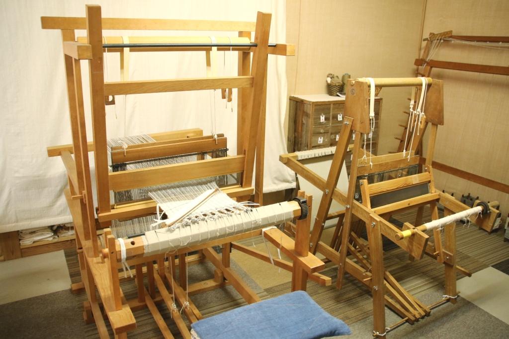 030-007 オリジナル「和」カラーストール!昔ながらの機織り(手織り)!