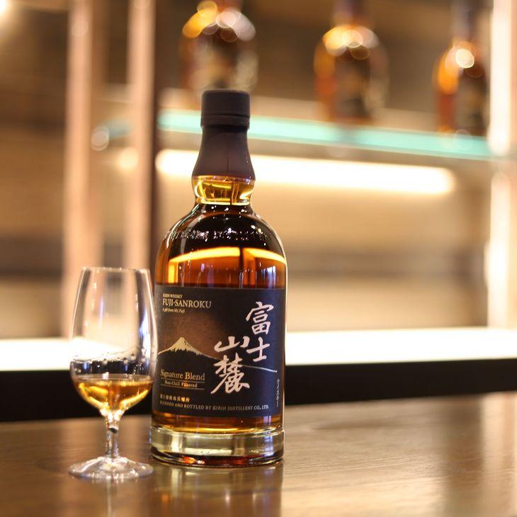 キリン ウイスキー 富士山麓シグニチャーブレンド700ml【酒 お酒 アルコール 国産】