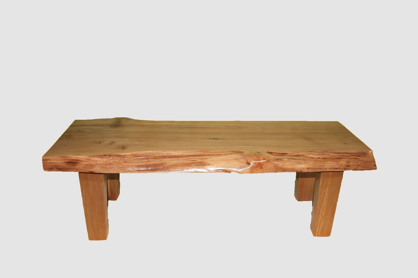 【60】座卓(テーブル)ハン・一枚天板【厚さ約4.5cm】