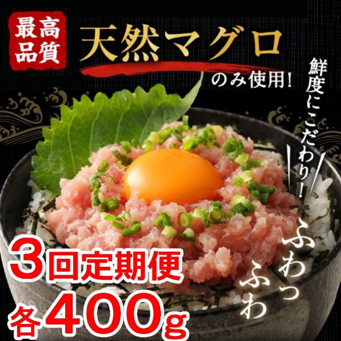 TK031高豊丸ネギトロ400g【3回定期便】