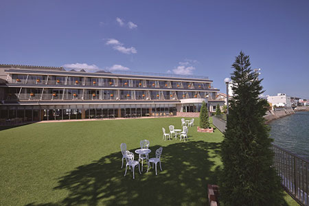 AA066大海原の絶景を愉しむ島原の休日 ホテル宿泊プラン