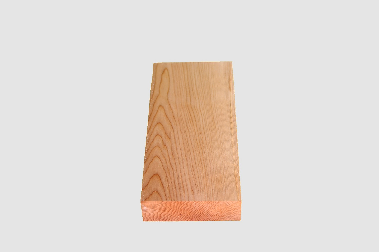 【62】表札板(オンコ)【厚さ約3.2-3.5cm】