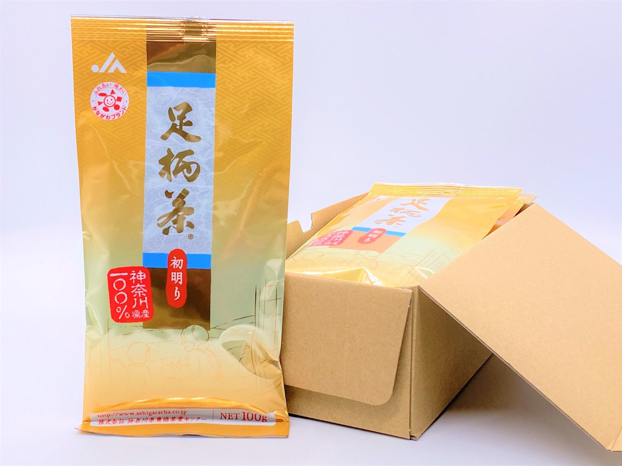 足柄茶【上級】初明り500g(100g×5本)